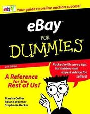 eBay For Dummies (For Dummies (Computers)) Collier, Marsha, Woerner, Roland, Be