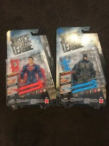 "JUSTICE LEAGUE Movie  6""  Superman Batman"