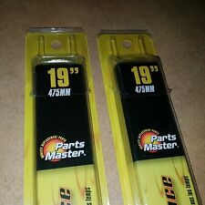 Windshield Wiper Blade Parts Master PSV191 Lot of 2 wiper blades for $5.00