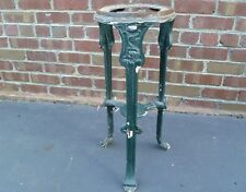 Antique Federation Era Cast Iron Stand / Pot Holder (715mm x 300mm)
