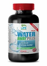 Reversing Brain Damage Pills - Water Away Pills 700mg - Potassium 1B