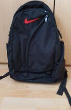 Nike Rucksack Schwarz mit 2 Kammern