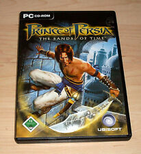 Computerspiel PC Game Spiel - Prince of Persia - The Sands of Time - Deutsch
