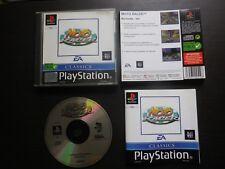 MOTO RACER : JEU Sony PLAYSTATION PS1 PS2 (courses COMPLET envoi suivi)