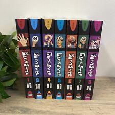 More details for 7 x parasyte hitoshi iwaaki books 1 2 4 5 6 7 8 no reserve! a22