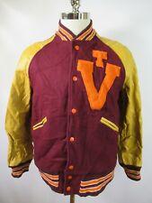 E6277 Vtg Butwin High School Letterman Varsity Jacket