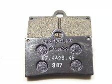 plaquettes de frein avant  BREMBO KTM  LC4  640 660   SMC 660 piece origine