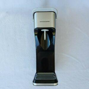 Cuisinart Sparkling Beverage Maker Carbonation System Black SMS200 Bubbles CO2