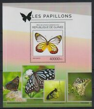 E405. Guinea - MNH - 2014 - Nature - Insects - Butterflies - Bl.