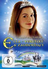 Ella - Verflixt & zauberhaft (Anne Hathaway)                           DVD   049