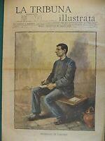 1902 GIACOMO BONI FORO ROMANO MUSOLINO SADA YACCO TEATRO ARGENTINA ROMA NAPOLI