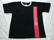NEW KOYO RADIATOR KOYORAD Black Red Shirt Adult L Large