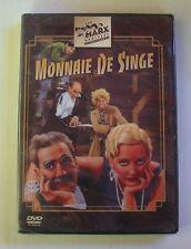 DVD MONNAIE DE SINGE - THE MARX BROTHERS - NEUF