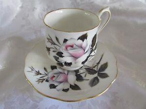Royal Albert Queens Messenger Coffee cup & saucer Demi Tasse c1960