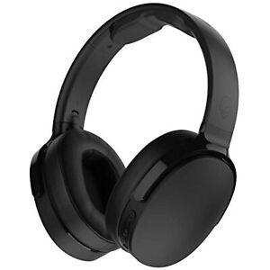 Skullcandy Hesh 3 Bluetooth Wireless Over-Ear Headphones with Microphone, Black