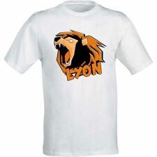 T-shirt maglia LYON Youtuber gamer games adulto/bambino