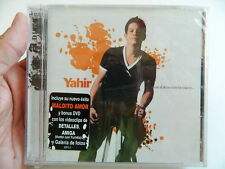 YAHIR - CON EL ALMA ENTRE LAS MANOS CD & BONUS DVD, BRAND NEW, FACTORY SEALED!!!