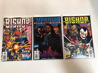 Bishop XSE (1998) 1 2 3 1-3 (VF/NM) Complete Set Xavier Security Enforcer