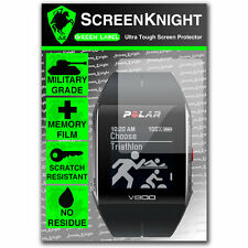 Screenknight Polar V800 Gps Smart Watch Frontal Protector De Pantalla Invisible Shield