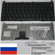 QWERTY KEYBOARD RUSSIAN TOSHIBA NB100 V072426CS1 MP-07C63SU-930 Black/Black