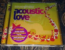 Acoustic Love Vol.2 CD INC OASIS, BOB DYLAN, SMITHS, JAMES TAYLOR, SKYE ETC ETC.