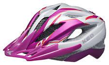 Casco para bicicleta KED calle Junior Pro violeta perla mate | Gr. M 53-58 cm. 18423085
