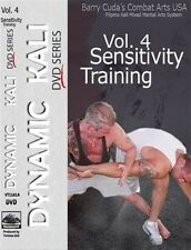 Barry Cuda Dynamic Filipino Kali #4 Sensitivity Training DVD Dan Chi Lop Sao