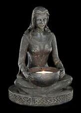 Porte-bougies - Sorcière en cas de Beschwörung - Chandelier gothic fantasy Magie