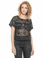 GUESS Factory Women's Somer Lace Top