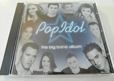 Pop Idol - The Big Band Album (CD Album 2002) Used Very Good