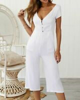 Trousers Jumpsuits Pants Casual Playsuit Cocktail Overall Womens Sexy Ladies