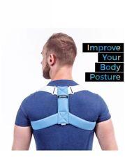 Goodlex Posture Corrector Back & Shoulder Adjustable & Padded Brace SALE !