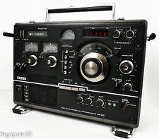 Sony CRF-320 Rolls Royce Shortwave AM FM Radio ***RESTORED & WORKS WONDERFULLY**
