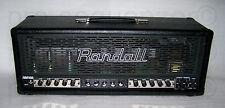 Randall RM100 Tube Amp Head + 3 Module Blackface Mr.Scary Ultra + Garantie