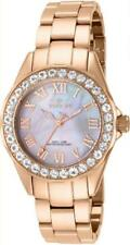 Invicta 14030 Rose Angel Blush Morganite Bezel Pink MOP Dial Womens Watch