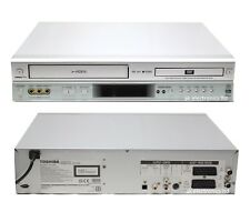 Toshiba SD-22VB DVD Player VCR VHS EXT CCTV Tapes Recorder Combi
