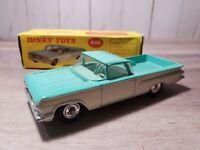 Dinky Toys Chevy El Camino Pickup Truck Diecast 449 Car w/ Box Model