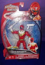 """New listing Power Rangers Super Megaforce Zeo Red Ranger Action Hero 5"""""""