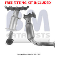 Fit with FIAT PUNTO Catalytic Converter Exhaust 91017H 1.2 (Fitting Kit Included