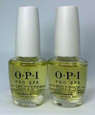 OPI PRO SPA Nail & Cuticle Oil Ultra Nourishing Cupuacu White Tea 14.8ml - 0.5 f
