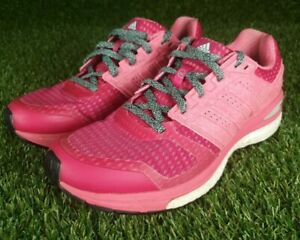 Womens Adidas Supernova Sequence boost 8 Running Trainers Size UK5.5