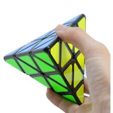 Rubiks Cube Triangle Pyramid Speed Magic Cube Puzzle Twist Toy Stress Brain Game