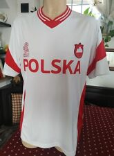 Maglia calcio Uefa Euro 2012 Poland-Ukraine Tg.L