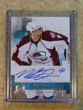 10-11 UD The Cup Enshrinements Auto MATT DUCHENE /50