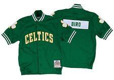 Larry Bird 1983-84 Mitchell Ness Authentic Shooting Shirt Boston Celtics 48/XL