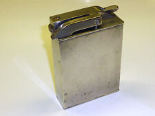 LONGCHAMP DEPOSE BRIQUET TABLE LIGHTER WITH FRENCH TAX STAMP - MADE IN FRANCE