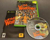 The Warriors (Microsoft Xbox, 2005) CIB