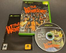 The Warriors (Microsoft Xbox, 2005) CIB