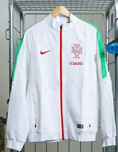 RARE Player Issue Nike L FPF Portugal Anthem Training Jacket Cristiano Ronaldo