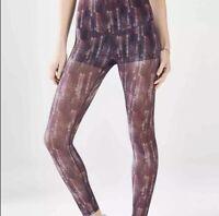 NWT FABLETICS Size XS Women's High- Rise Waist Mesh Powerform leggings MSRP $84
